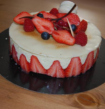 Confection de gâteaux personnalisés par votre pâtissier à Tourcoing
